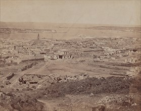 Distant View of the Arsenal, 1855-1856.
