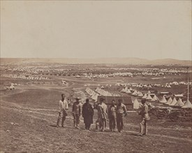General View of Camp, 1855-1856.