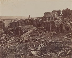Gun Battery, 1855-1856.
