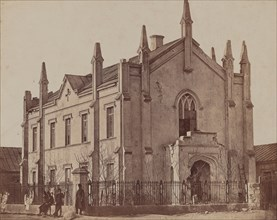 Maison Vertu, Sebastopol, 1855-1856.