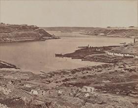 Sebastopol, View of Harbor, 1855-1856.