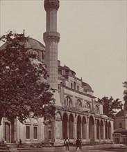 Sehzade Mosque, 1857.