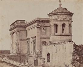 The Library, Sebastopol, 1855-1856.