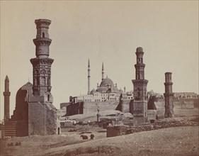 Tombs of Mamelukes, 1857.