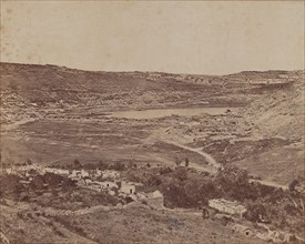 Valley of the Cemetery, 1855-1856.