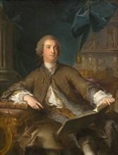 Joseph Bonnier de la Mosson, 1745.