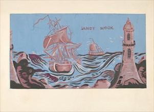Bandbox, c. 1938.