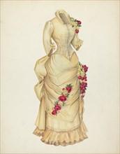 Dress, 1935/1942.