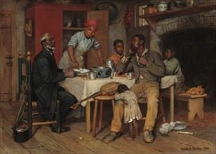 A Pastoral Visit, 1881.