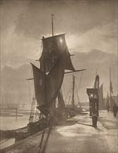 Sunshine and Shadow, 1890s.