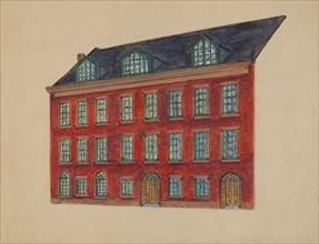 168 John Street, c. 1936.