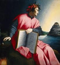 Allegorical Portrait of Dante, late 16th century.