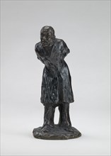 The Listener (Le bourgeois en attente), model probably after 1860, cast around November 1956.