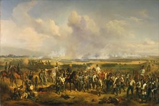 The Battle of Sz?reg on 5 August 1849, 1853. Found in the collection of Österreichische Galerie Belvedere, Vienna.