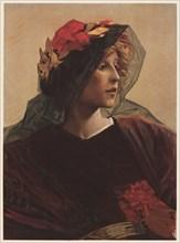 Impéria, ca 1899. Private Collection.