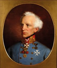 Count Laval Graf Nugent von Westmeath (1777-1862). Private Collection.