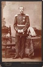 Rudolf, Crown Prince of Austria (1858-1889), ca 1885. Private Collection.
