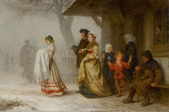 Baptism, 1864. Private Collection.