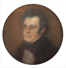 Portrait of Franz Schubert (1797-1828), c. 1900. Private Collection.