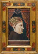 Portrait of Frederick III (1415-1493), Holy Roman Emperor, 1552. Private Collection.