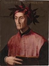 Portrait of Dante Alighieri, c.1540. Private Collection.