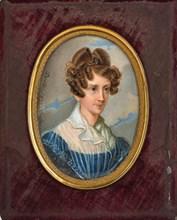 Countess  Emilie Troubetzkoy, née Princess zu Sayn Wittgenstein (1801-1869), 1828. Private Collection.
