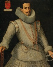 Portrait of Dom Manuel de Moura Corte-Real, 2nd Marquis of Castel Rodrigo (1590-1651). Private Collection.