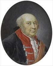 Portrait of Frederick William II of Prussia (1744-1797). Private Collection.