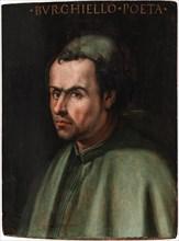 Portrait of the Poet Domenico di Giovanni Burchiello (1404-1449), 16th century. Private Collection.