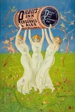 Pilules Pink pour Personnes Pâles, 1910. Private Collection.