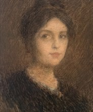 Portrait de Camille , 1904. Private Collection.