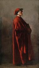 Dante Alighieri (1265-1321). Private Collection.