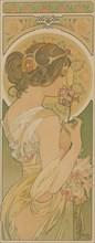 La primevère, 1899. Private Collection.