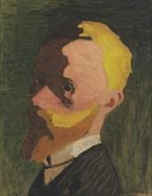 Self-Portrait, c. 1890. Private Collection.