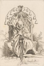Chinese doctor, 1738-45.
