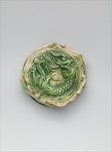 Fragment of an Imported Chinese Bowl, China, late 7th-first half 8th century.