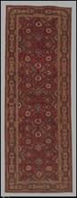 Carpet, Pakistan, mid-17th century.
