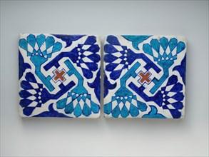 Tile, present-day Pakistan, late 15th century.