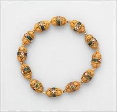 Beads, Spain, second half 15th century.