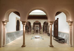 Column, Spain, 1350-1400.
