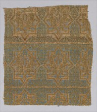 Textile Fragment from the Chasuble of San Valerius, Spain, 13th century.
