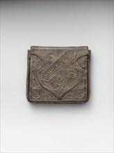 Qur'an Case, Spain, second half 15th century.
