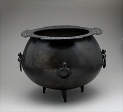 Cauldron, mid-15th century.