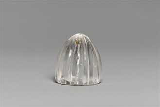 Chess Piece, Pawn or Backgammon Piece, 10th-11th century or later.