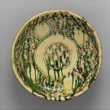 Bamiyan Ware bowl, 11th-12th century.
