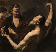 The Martyrdom of Saint Bartholomew, 1634.