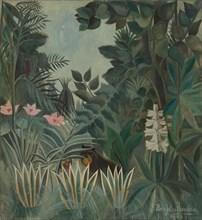 The Equatorial Jungle, 1909.