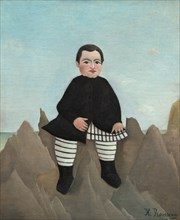 Boy on the Rocks, 1895/1897.