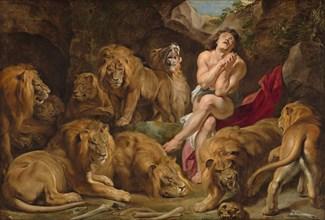 Daniel in the Lions' Den, c. 1614/1616.