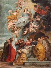 The Assumption of the Virgin, probably mid 1620s.